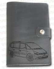 Portadocumenti portalibretto pelle auto Renault Espace Libro Leather