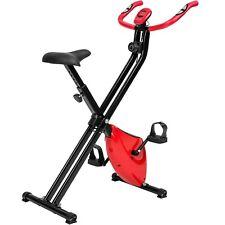 Bicicleta Estática Máquina Fitness Plegable Deporte Ciclismo Spinning Nuevo