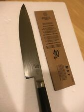 "Japanese KAI SHUN Kitchen Gyuto Chef's Knife 250mm 9.8"" VG10 Damascus SEKI JAPAN"
