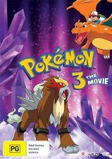 Pokemon - Spell Of The Unknown : Movie 3 (DVD, 2015)