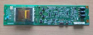 "TOSHIBA 37"" LCD TV 37C3030D INVERTER BOARD 6632L-0314C MASTER LC370WXI REV1.5"