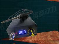 AC 110V 220V Digital Soldering Iron Station Temperature Controller + T12 Handle