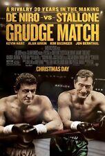 Grudge Match - original DS movie poster - 27x40 D/S - Deniro , Stallone FINAL