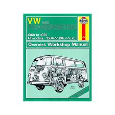 [0082] VW Transporter 1600 1.6 Petrol 1968-79 (up to V Reg) Haynes Manual