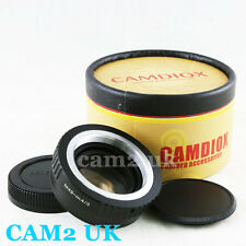 0.72x Focal Reducer Speed Booster Adapter M42 lens to Micro 4/3 M43 E-P5 PL6 GF6