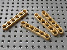 LEGO TECHNIC tan beam ref 32063 / set 8000 Star Wars Pit Droid