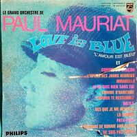 Schallplatte 33 Upm Paul Mauriat Love Is Blue