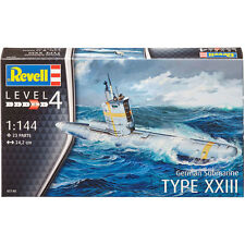 Revell German Submarine Type XXII (Level 4) (Scale 1:144) Model Kit NEW