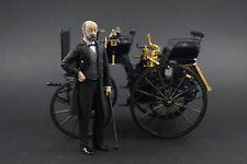 Gottlieb Daimler Figure pour 1:18 CMC Mercedes Motorkutsche VERY RARE!