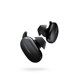 Bose Quietcomfort Noise Cancelling Earbuds - Black - NEW - NIB
