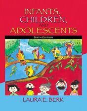 MyDevelopmentLab: Infants, Children, and Adolescents by Berk (2007, Hardcover)