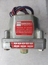 Delaval Barksdale D1H-A150 Pressure or Actuated Switch