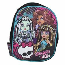 """New listing Monster High 10"""" Toddler Mini Backpack Authentic New With Tags"""
