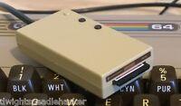 Beige SD2IEC Kommodore 1541 Laufwerk Emulation SD Kartenleser VIC20 C128 C64