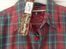 "Mens Superdry ""Lumberjack"" checked shirt (Medium)"