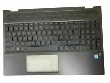 HP 15-CR PALM-REST-L20849-001 WITH BACKLIT KEYBOARD -USED