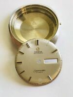 Omega Seamaster cosmic cal.752  Swiss Watch Case &DAILref 166.035