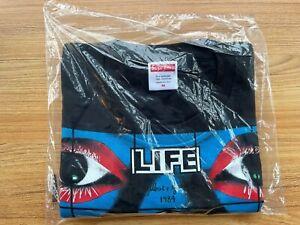 SUPREME GILBERT & GEORGE LIFE TEE - Size M - Brand New & Sealed
