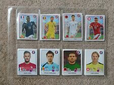 BUY A SET OF ANY TEAMS STICKERS - ALL TEAMS AVAILABLE £4 EACH - PANINI EURO 2016