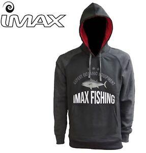 IMAX Tuna Hoodie Fishing Outdoor Casual S-XXL