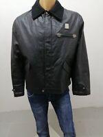 Giubbino PIERO GUIDI Uomo Taglia Size XL Jacket Man Veste Homme Giacca Nero 7652