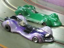 1/24 slot car Clear thinhie body, Jupiter extra thick .020