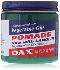 Dax Pomade (Bergamot) 3.5oz Jar