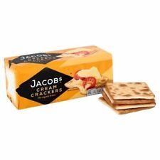 Jacob's Cream Crackers 200g (Pack of 4)