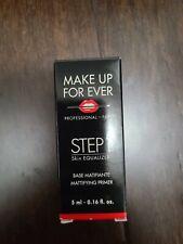 Make Up For Ever Step 1 Skin Equalizer Base Hydratante Primer 5ml