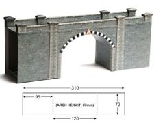 Super Quick SQA16 Model Railway Kits OO HO Gauge Scale - Stone tunnel bridge