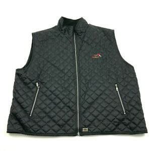 Medium 88173 Black North End Mens Fleece Vest