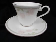 Royal Doulton TWILIGHT ROSE Teacup and Saucer.