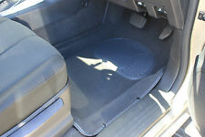 SANDGRABBA 4x4 FRONT & REAR MATS -- Toyota PRADO 120 Series Automatic 2003-2009