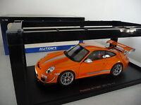 Porsche 911 ( 997 ) GT3 RS 4.0 - Orange - Autoart 1/18