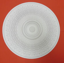 Ceiling Rose Strong Lightweight Resin (Not Polystyrene) Size 600MM  - 'CIRINO'