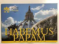 2013 Vatican Vaticano Vatikan Folder Habemus Papam Papa