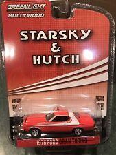 Greenlight  HOLLYWOOD Starsky & Hutch  1976 Ford  Gran Torino