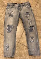 One teaspoon Freebird Trashed Jeans Size 27