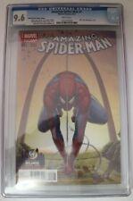 Wizard World Atlanta CGC Grade 9.6 Marvel Comic Amazing Spider-Man 1 Variant