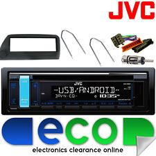 JVC volante USB Bluetooth mp3 radio del coche para Ford Galaxy C-Max a partir de 2007 focus silb