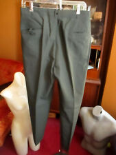 31x31 FIT Vtg 1967 U.S. Military Trousers Vietnam Era AG344 Tropical Army Pants
