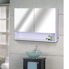 Schränke & Wandschränke aus Glas mit Spiegel fürs Badezimmer günstig ...