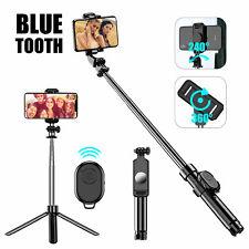 3 in 1 Wireless Bluetooth Selfie Stick Tripod Universal Extendable Remote Camera