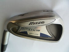 Left Handed MIZUNO MX19 / MX-19 Hemi Cog 6 IRON Dynaflex Regular Steel Shaft