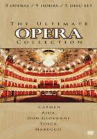 Nuevo The Ultimate Opera Colección (5 Óperas) DVD (SCBX9466)