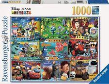 Ravensburger puzzle * 1000 piezas * Disney Pixar * MOVIES * rareza * OVP