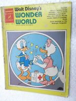 WALT DISNEY WONDER WORLD UNCLE SCROOGE VOL 2 NO 8 CHANDAMAMA ENG Comic India