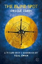 Blind Spot Oracle Cards, Cards by Swan, Teal, Brand New, Free shipping in the US