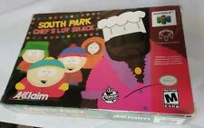 South Park: Chef's Luv Shack, Nintendo 64, 1999 factory sealed