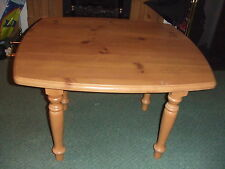More than 200cm Height Pine Square Coffee Tables